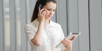Five tips for telephone interviews